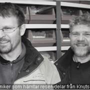 Jocke Zetterqvist och Kaj Lindholm